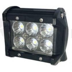 Lampa robocza LED 10-30V 18W 1300lm cree św.rozpro