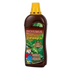 Nawóz do roślin zielonych Biohumus 1,2l. Agrecol