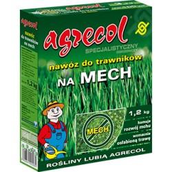 Nawóz na mech do trawników 10kg Agrecol