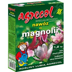 Nawóz do magnoli 1,2kg. Agrecol