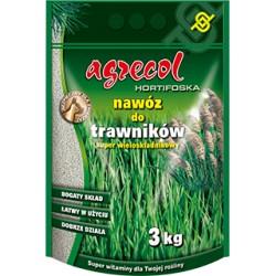 Nawóz do trawników 3kg. doypack Agrecol
