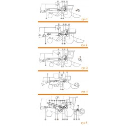 Pas klinowy 3HB1900 /Agro Belt/