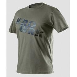 Koszulka t-shirt CAMO oliwkowa L NEO
