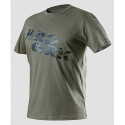 Koszulka t-shirt CAMO oliwkowa S NEO