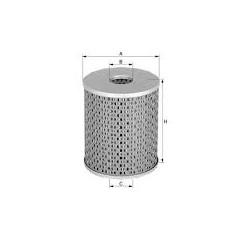 Filtr oleju H 820/3x /Mann Filter/