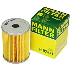 Filtr oleju H928/1 /Mann Filter/