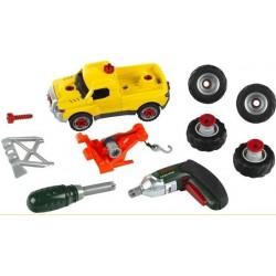 Zabawka zestaw samochodowy /Klein/