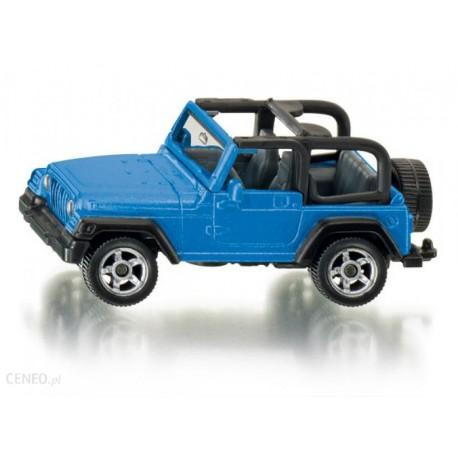 Zabawka samochód Jeep Wrangler /Siku/