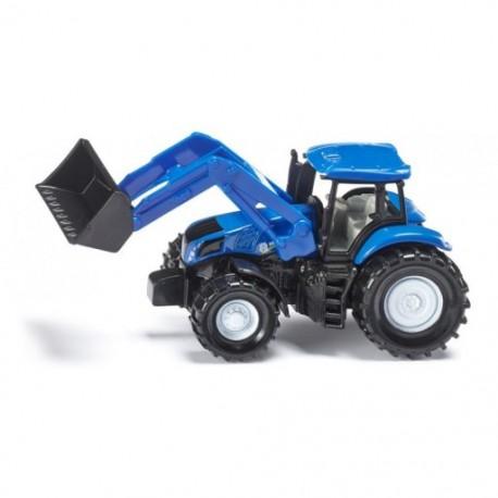 Zabawka traktor New Holland z ładowaczem /Siku/