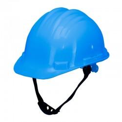 Kask ochronny przemysłowy niebieski