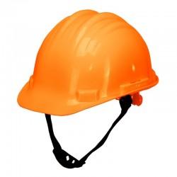 Kask ochronny przemysłowy pomarańczowy