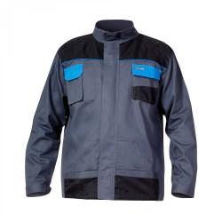 Bluza szaro-nieb 100% bawełna rozm. XL Lahti