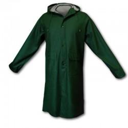 Płaszcz przeciwdeszczowy PPR PU M zielony