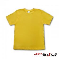 Koszulka t-shirt żółta XXX