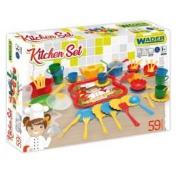 Zabawka zestaw kuchenny KITCHEN SET