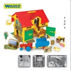 Zabawka farma Play Hause /Wader/
