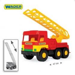 Zabawka Middle Truck straż pożarna /Wader/