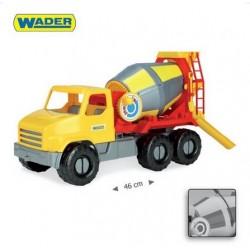 Zabawka City Truck betoniarka /Wader/