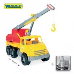 Zabawka City Truck dźwig /Wader/