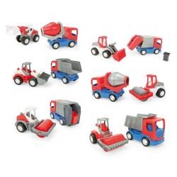 Zabawka pojazd TECH TRUCK 2szt