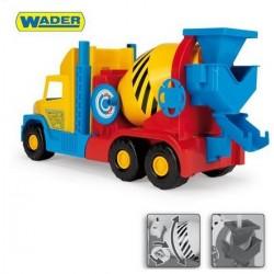 Zabawka Super Truck krótki betoniarka /Wader/
