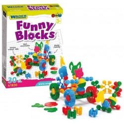 Zabawka klocki funny blocks /Wader/