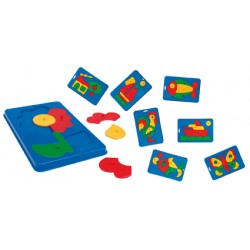 Zabawka puzle edukacyjne Friends on the Move Wader