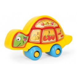 Zabawka żółwik edukacyjny F.O.T.M.  /Wader/