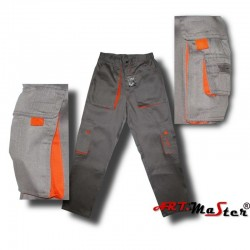 Spodnie bojówki Cerber Grey rozm. 58