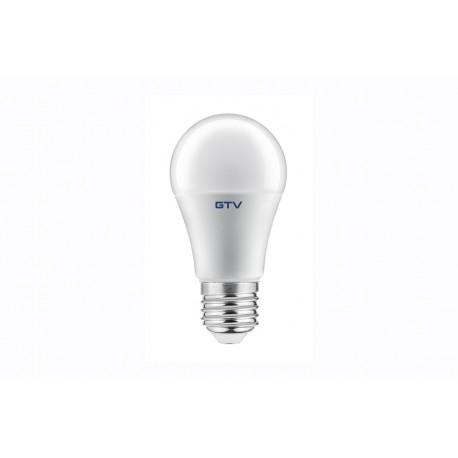 Żarówka LED E27 10W 230V biała zimna GTV