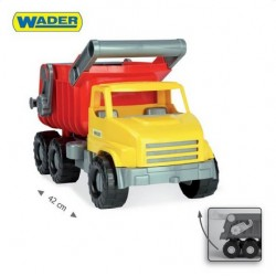 Zabawka City Truck wywrotka /Wader/