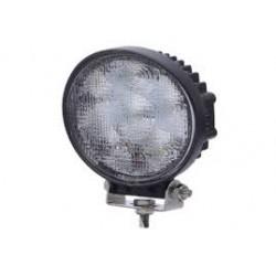 Lampa robocza LED 9-32V 27W 2200lm okrągła