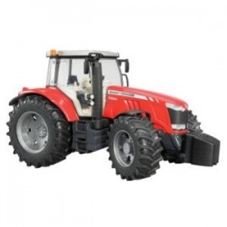Zabawka traktor Massey Ferguson 7624