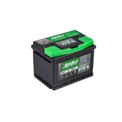 Akumulator 12V 62Ah Galaxy EFB start/stop