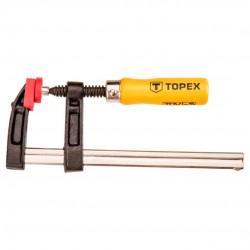 Ścisk stolarski 120*300mm. Topex