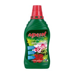 Nawóz mineralny do pelargoni 0,5l. Agrecol