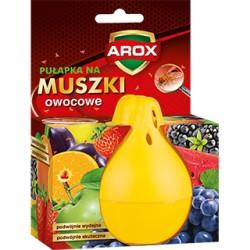 Pułapka na muszki owocówki gruszka Arox