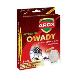 Płytka na owady Arox