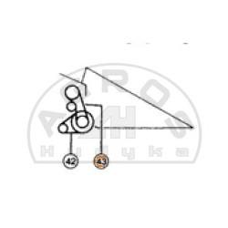 Pas klinowy 3HB2230 /Roflex/