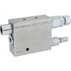 Zawór hydrauliczny VRAP 40/50 DE do pługa obrot.