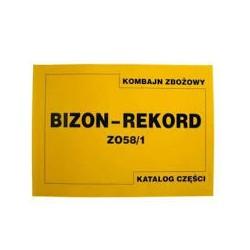 Katalog Bizon Rekord Z-058/1