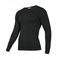 Koszulka ocieplana rozm. L czarna /Lahti/