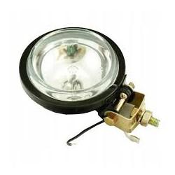 Lampa robocza halog.H-3 okrągła średnia 105mm.
