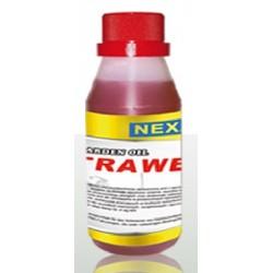 Olej 2-suw 100ml. czerwony