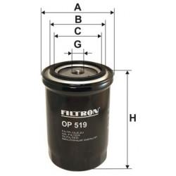 Filtr oleju OP 519