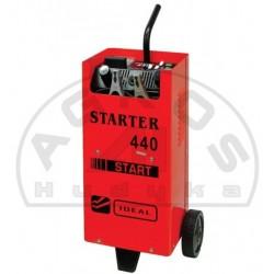 Prostownik 12/24V STARTER-440 z rozruchem