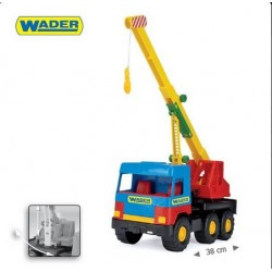 Zabawka Middle Truck dźwig /Wader/