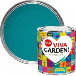 Emalia 0,25l. Viva Garden niebieska funkia Altax