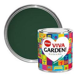 Emalia 0,25l. Viva Garden zielony bluszcz Altax