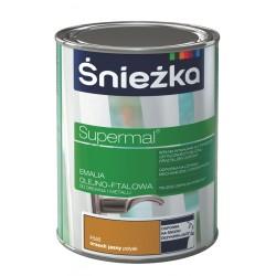Emalia orzech jasny 0,4l. F555 Supermal